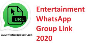 Entertainment WhatsApp Group