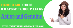 Tamil Girl WhatsApp Group