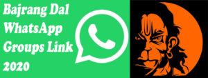 Bajrang Dal WhatsApp Group