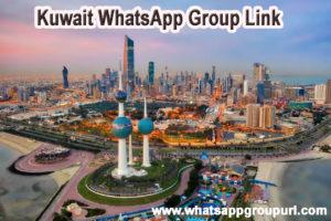 Kuwait WhatsApp Group Link