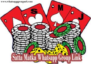 Satta King Whatsapp Group
