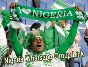 Nigeria Whatsapp Group Link