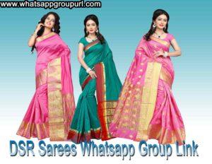 DSR Sarees Whatsapp Group