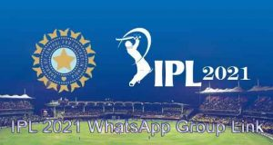 IPL 2021 WhatsApp Group Link