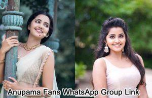 Anupama Fans WhatsApp Group Link