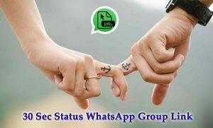 Status WhatsApp Group Link