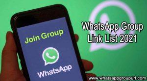 WhatsApp Group Link List