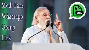 Modi Fans Whatsapp Group Link
