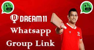 Dream 11 Whatsapp Group Link 2021