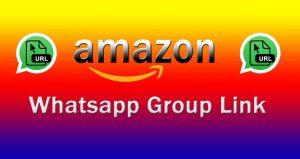 Amazon Whatsapp Group Link